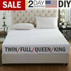 Mattress Cover Protector Waterproof Pad Twin/Twin XL/Full/Queen/King Size Bed image