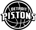"""Detroit Pistons NBA Decal """"Sticker"""" for Car or Truck or Laptop on eBay"""