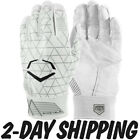 EvoShield Youth EVOCHARGE GEL TO SHELL Batting Gloves WHITE -WTV4101WH