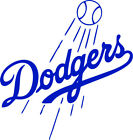 """Los Angeles Dodgers MLB Decal """"Sticker"""" for Car or Truck or Laptop on Ebay"""