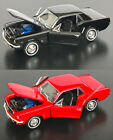Kyпить WELLY 1964-1/2 Ford Mustang Coupe 1:24 Diecast Car - Choose Color на еВаy.соm