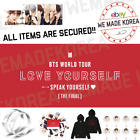 [2nd Order] BTS WORLD TOUR Speak Yourself The Final - Official Goods