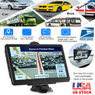"5""/7""/9"" 8GB 256MB RAM Car Truck GPS Navigation Touch Screen Navigator+Free Map"