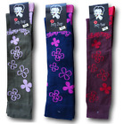 Betty boop - BB003. 3 Pairs or 6 Pairs Socks Long Woman, Calzettoni. Cotton £5.8 GBP on eBay