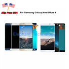 QC LCD Digitizer Touch Screen For Samsung Galaxy Note5 N920 N920T | Note 4 N910