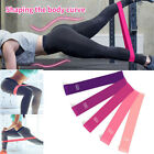 Resistance Elastic Band Exercise Gym Latex Rubber Fitness Training Stretch Belt- image