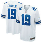 Amari Cooper Dallas Cowboys #19 Nike NFL White Game Men's Jersey Authentic $49.99 USD on eBay