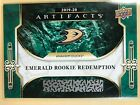 2019-20 Artifacts ROOKIE REDEMPTION Unscratched 19 20 Unused Unredeemed $19.95 USD on eBay