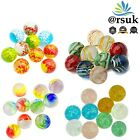 10+x+Handmade+Marbles+Assorted+for+Kids+Art+Glass+Toys+Runs+Puzzle+Games