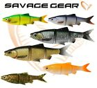 Savage Gear 3D Roach Swim & Jerk 7,5cm 10cm 12,5cm Predator Lure Fishing Soft UL
