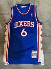 NWT Dr. J Julius Erving Philadelphia Sixers Classic Throwback Jersey on eBay