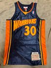 Stephen Curry #30 Golden State Warriors Throwback Jersey Men on eBay