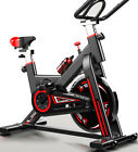 Exercise Bike Health Fitness Home Indoor Cycling Bicycle Cardio Workout 2Colors