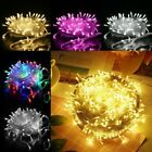 christmas fairy string lights 100 1000led wedding party holiday tree festival us