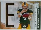 One 1) 2019 Elite Football Brett Favre Spellbound Silver E SP-28 257/299 Packers