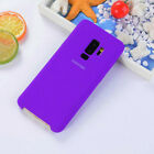 ORIGINAL ULTRA-THIN SILICONE BACK CASE COVER FOR SAMSUNG GALAXY S8 S9 PLUS NOTE8
