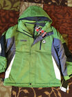 NWT Boys ZeroXposur 4 in 1 Systems Jacket Youth Coat Parka - Large(14/16)