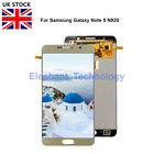 QC LCD Touch Screen Digitizer+Frame Assembly For Samsung Galaxy Note 3 4 Note 5