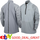 Nike Tiger Woods TW 1/2 Zip Cover-Up 518114-047 Size Small