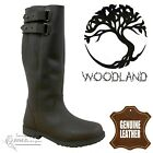 Woodland Blake Men's Riding Boots Breathable Waterproof Equestrian Leather Boots
