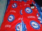 Philadelphia 76ers Men's UNK All Over Logo Warm Pajama Lounge Pants L XL NWT on eBay