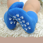 SOCKS GIRLS BABY CANDY COLOR COTTON ANTI SLIP BOYS SOFT KIDS TODDLER NEW NWEBORN