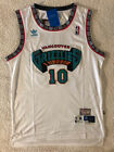 Vancouver Grizzlies Mike Bibby #10 Throwback Basketball Men's Jersey COLOR WHITE