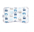 Baby Cotton Pillow Prevent Flat Head Sleeping Anti Roll Cushion Newborn Pillows