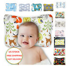 Kyпить Baby Cotton Pillow Prevent Flat Head Sleeping Anti Roll Cushion Newborn Pillows на еВаy.соm