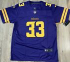 Dalvin Cook Minnesota Vikings Jersey Stitched On Med Large XL XXL New USA $46.99 USD on eBay
