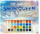 Amorus SNOW QUEEN Eyeshadow Palette - 32 Highly Pigmented Colors, NEW!