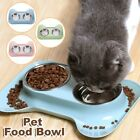 Dog Bowls Stainless Steel Dog Bowl with No Spill Non-Skid Feeder Bowls Pet Bowl