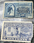USA  Old. Post Stamps Rare Not Used