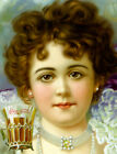 Vintage, 1890's Coca Cola Advertising RESTORED REPRINT $19.99  on eBay