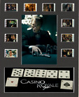 Casino Royale Replica Film Cell Presentation 10x8 Mounted 10 cells £24.49 GBP on eBay
