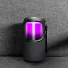 Bluetooth Speaker LED RGB Waterproof 360  Bass Stereo Wireless For Outdoor Party
