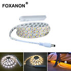 Led PIR Sensor Strip Auto Motion Activated Bed Flexible Light Battery Operated