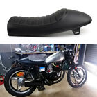 Motorcycle Flat & Hump Saddle Cafe Racer Seat For Honda Yamaha Kawaszki Suzuki $39.49 USD on eBay