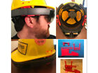[FREE SHIPPING] Hardhat clips for Hololens in colour BLACK