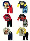 New Baby Boy Outfit set jogger pants sweatshirt Spiderman Batman Paw Patrol Cars