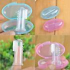 Baby Tongue Cleaning Fingers Dental Care Massage Teeth Clean Brush Toothbrush