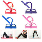 Foot Pedal Pull Rope Fitness Exercise Resistance Band Yoga Equipment Sit-up USA image