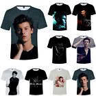 New Fashion Shawn Mendes 3D Printed T-Shirt Unisex Casual Short Sleeve Tee Tops