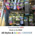 Darn Tough Women's Socks Size SMALL- Choose Style  Color- NEW Free Shipping