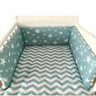 Baby Beds Thicken Bumpers One-piece Crib Around Cushion Cot Protector Pillows