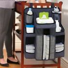 Nordic Baby Nursery Organizer And Crib Bumper Diaper For Bed Hanging Storage Bag