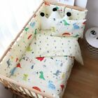 Bedding Set Nordic Cotton Woven Baby Bed Linen For Newborns Kids Crib Bedding