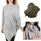 Popular Nursing Breastfeeding Covers Baby Scarf Pregnancy Maternity Clothings
