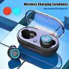 TWS Earbuds Wireless Bluetooth 5.0 Headphones Earphones Stereo Headset In Ear
