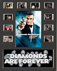 Diamonds Are Forever Replica Film Cell 10x8 Mounted 10 Cells £11.99 GBP on eBay